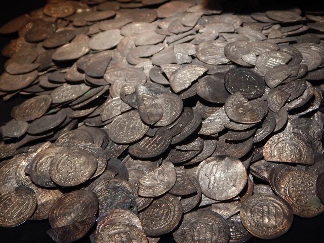 Stavars skatt, a Viking Age hoard from Hemse in Gotland.
